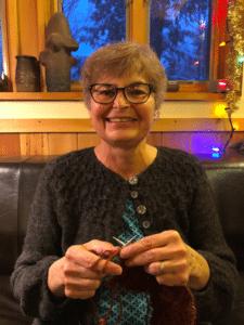 Anita F. - EGFR resisters group founder