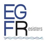 EGFR Lung Cancer Resisters Logo
