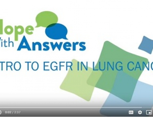 Video: Intro to EGFR Mutation in Lung Cancer | Hope With Answers
