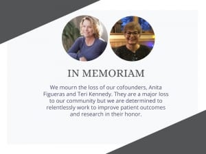EGFR cancer co founders in memoriam