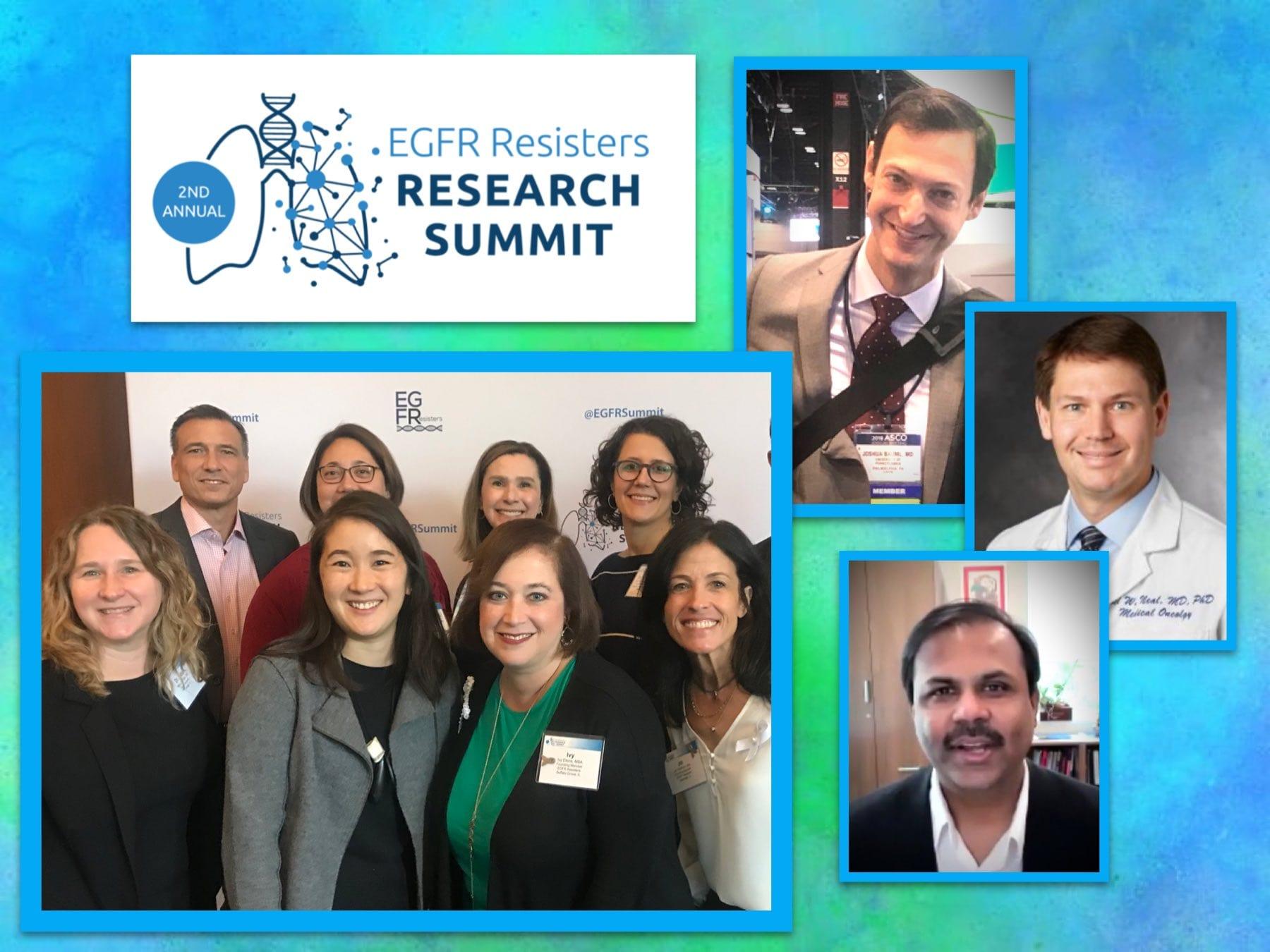 2nd egfr research summit